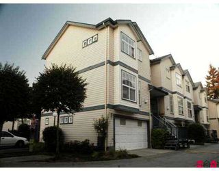 "Photo 1: 501 9118 149TH Street in Surrey: Bear Creek Green Timbers Townhouse for sale in ""Wildwood Glen"" : MLS®# F2722746"
