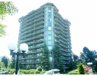 "Photo 1: 605 3760 ALBERT ST in Burnaby: Vancouver Heights Condo for sale in ""BOUNDARYVIEW PLAZA"" (Burnaby North)  : MLS®# V543642"