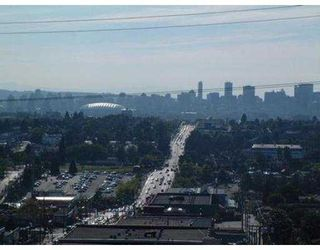 """Photo 2: 605 3760 ALBERT ST in Burnaby: Vancouver Heights Condo for sale in """"BOUNDARYVIEW PLAZA"""" (Burnaby North)  : MLS®# V543642"""