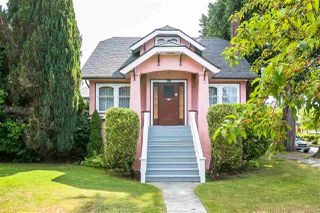 Main Photo: 884 E 28TH AVENUE in Vancouver: Fraser VE House for sale (Vancouver East)  : MLS®# R2401022