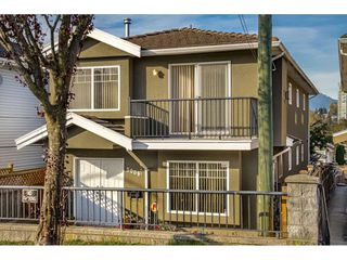 Main Photo: 5009 DOMINION Street in Burnaby: Central BN House 1/2 Duplex for sale (Burnaby North)  : MLS®# R2412062