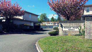 "Main Photo: 52 10051 155TH Street in Surrey: Fleetwood Tynehead Townhouse for sale in ""Bishop Mews"" : MLS®# R2425347"
