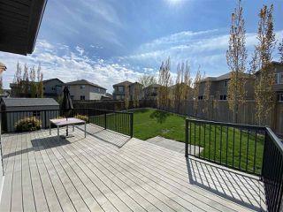 Photo 39: 17323 8 Avenue in Edmonton: Zone 56 House for sale : MLS®# E4188656