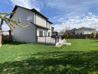 Photo 40: 17323 8 Avenue in Edmonton: Zone 56 House for sale : MLS®# E4188656