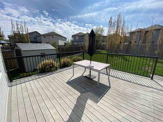 Photo 38: 17323 8 Avenue in Edmonton: Zone 56 House for sale : MLS®# E4188656