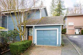 Main Photo: 43 9000 ASH GROVE Crescent in Burnaby: Forest Hills BN Townhouse for sale (Burnaby North)  : MLS®# R2443315