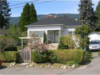 Photo 1: 2155 JEFFERSON Ave in West Vancouver: Dundarave Home for sale ()  : MLS®# V823511