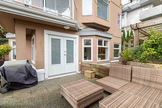"""Photo 17: 101 2006 W 2ND Avenue in Vancouver: Kitsilano Condo for sale in """"MAPLE PARK WEST"""" (Vancouver West)  : MLS®# R2448573"""