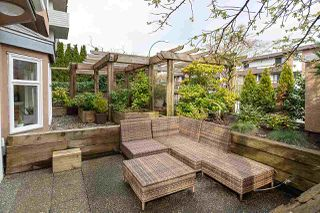 """Photo 16: 101 2006 W 2ND Avenue in Vancouver: Kitsilano Condo for sale in """"MAPLE PARK WEST"""" (Vancouver West)  : MLS®# R2448573"""