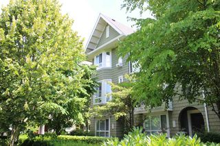 "Photo 1: 110 2418 AVON Place in Port Coquitlam: Riverwood Townhouse for sale in ""LINKS"" : MLS®# R2472554"