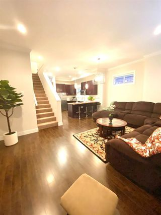 "Photo 3: 53 6945 185 Street in Surrey: Clayton Townhouse for sale in ""Mackenzie Estates"" (Cloverdale)  : MLS®# R2510727"