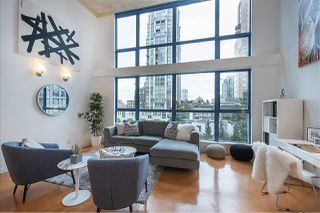 "Main Photo: 316 1238 SEYMOUR Street in Vancouver: Downtown VW Condo for sale in ""THE SPACE"" (Vancouver West)  : MLS®# R2513596"