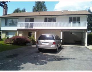 Photo 1: 1041 FRASER AV in Port Coquitlam: House for sale : MLS®# V773984