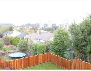 Photo 8: 2864 BANBURY AV in Coquitlam: Condo for sale : MLS®# V782284