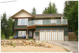 Photo 1: 2536 Centennial Drive: Blind Bay House for sale (Shuswap Lake)  : MLS®# 10043467