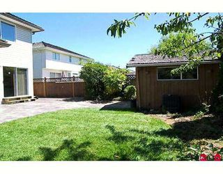 "Photo 9: 18612 62A Avenue in Surrey: Cloverdale BC House for sale in ""EAGLECREST"" (Cloverdale)  : MLS®# F2717866"