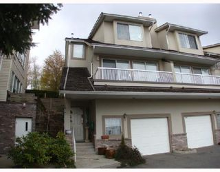 "Photo 1: 3457 AMBERLY Place in Vancouver: Champlain Heights Townhouse for sale in ""TIFFANY RIDGE"" (Vancouver East)  : MLS®# V703168"
