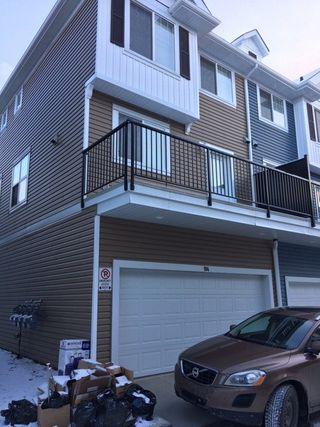 Photo 3: 104 903 Crystallina Nera Way in Edmonton: Zone 28 Townhouse for sale : MLS®# E4181345