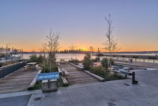 """Photo 14: 805 199 VICTORY SHIP Way in North Vancouver: Lower Lonsdale Condo for sale in """"TROPHY AT THE PIER"""" : MLS®# R2436522"""