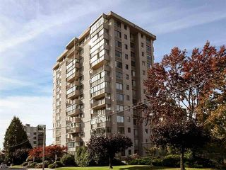 "Main Photo: 803 555 13TH Street in West Vancouver: Ambleside Condo for sale in ""Parkview Tower"" : MLS®# R2438948"