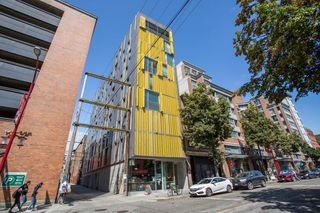 Main Photo: 703 219 E GEORGIA Street in Vancouver: Strathcona Condo for sale (Vancouver East)  : MLS®# R2478535