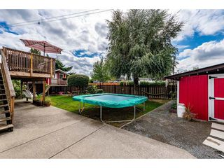 Photo 33: 46480 HURNDALL Crescent in Chilliwack: Chilliwack E Young-Yale House for sale : MLS®# R2489188