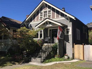 Main Photo: 2845 W 14TH Avenue in Vancouver: Kitsilano House for sale (Vancouver West)  : MLS®# R2498447
