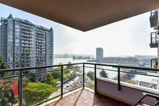 """Photo 1: 801 8 LAGUNA Court in New Westminster: Quay Condo for sale in """"The Excelsior"""" : MLS®# R2506687"""