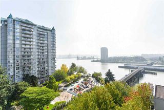 """Photo 21: 801 8 LAGUNA Court in New Westminster: Quay Condo for sale in """"The Excelsior"""" : MLS®# R2506687"""