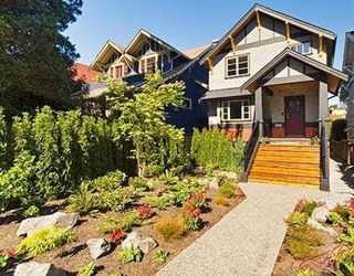 Photo 10: 3259 W 2ND Avenue in Vancouver: Kitsilano House 1/2 Duplex for sale (Vancouver West)  : MLS®# V682512