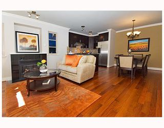 Photo 3: 3259 W 2ND Avenue in Vancouver: Kitsilano House 1/2 Duplex for sale (Vancouver West)  : MLS®# V682512