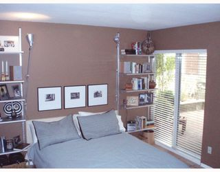 """Photo 6: 1555 MARINER Walk in Vancouver: False Creek Townhouse for sale in """"LAGOONS"""" (Vancouver West)  : MLS®# V696953"""