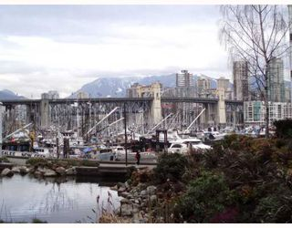 """Photo 9: 1555 MARINER Walk in Vancouver: False Creek Townhouse for sale in """"LAGOONS"""" (Vancouver West)  : MLS®# V696953"""