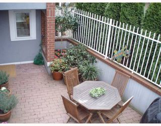 """Photo 7: 1555 MARINER Walk in Vancouver: False Creek Townhouse for sale in """"LAGOONS"""" (Vancouver West)  : MLS®# V696953"""