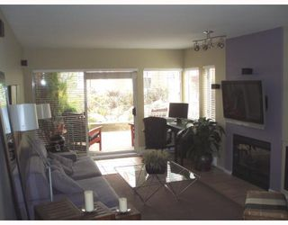 """Photo 3: 1555 MARINER Walk in Vancouver: False Creek Townhouse for sale in """"LAGOONS"""" (Vancouver West)  : MLS®# V696953"""