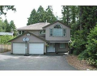 Photo 1: 1707 Oughton Drive in Port Coquitlam: Mary Hill House for sale : MLS®# V655971
