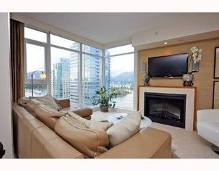 Photo 2: # 2201 1205 W HASTINGS ST in Vancouver: Condo for sale : MLS®# V758572