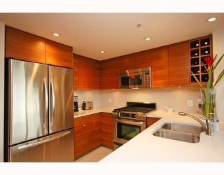 Photo 4: # 2201 1205 W HASTINGS ST in Vancouver: Condo for sale : MLS®# V758572