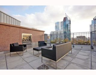 Photo 10: # 2201 1205 W HASTINGS ST in Vancouver: Condo for sale : MLS®# V758572