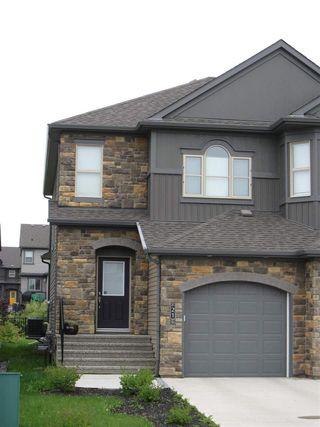 Photo 1: 21 GILMORE Way: Spruce Grove House Half Duplex for sale : MLS®# E4165510