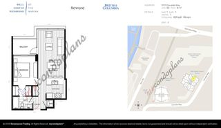 "Photo 15: 603 3111 CORVETTE Way in Richmond: West Cambie Condo for sale in ""Wall Center Richmond"" : MLS®# R2394100"