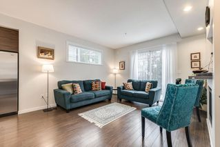 Photo 4: 59 2495 DAVIES Avenue in Port Coquitlam: Central Pt Coquitlam Townhouse for sale : MLS®# R2404268