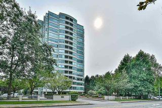 """Photo 1: 402 15030 101 Avenue in Surrey: Guildford Condo for sale in """"Guildford Marquis"""" (North Surrey)  : MLS®# R2432215"""
