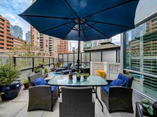 Photo 22: 305 1212 HOWE Street in Vancouver: Downtown VW Condo for sale (Vancouver West)  : MLS®# R2515062