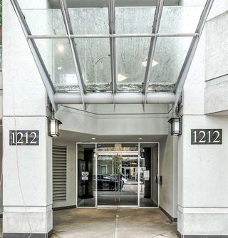 Photo 3: 305 1212 HOWE Street in Vancouver: Downtown VW Condo for sale (Vancouver West)  : MLS®# R2515062