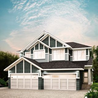 Main Photo: 127 HARVEST RIDGE Drive: Spruce Grove House Half Duplex for sale : MLS®# E4224852