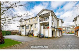 """Main Photo: 170 1130 EWEN Avenue in New Westminster: Queensborough Townhouse for sale in """"Gladstone Park"""" : MLS®# R2530035"""