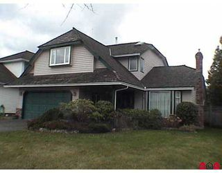 "Photo 1: 12373 NORTHPARK in Surrey: Panorama Ridge House for sale in ""Boundary Bay"" : MLS®# F2703938"