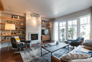 "Photo 11: 411 1275 HAMILTON Street in Vancouver: Yaletown Condo for sale in ""ALDA"" (Vancouver West)  : MLS®# R2408571"