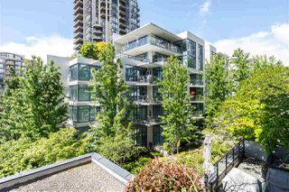 "Photo 22: 405 124 W 1ST Street in North Vancouver: Lower Lonsdale Condo for sale in ""Q"" : MLS®# R2458347"